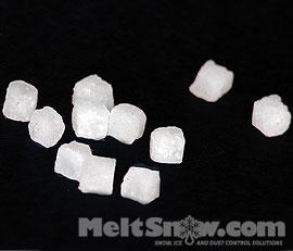 magniesium chloride cubes